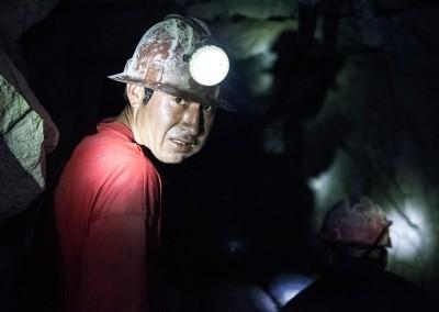 La mine de Potosi